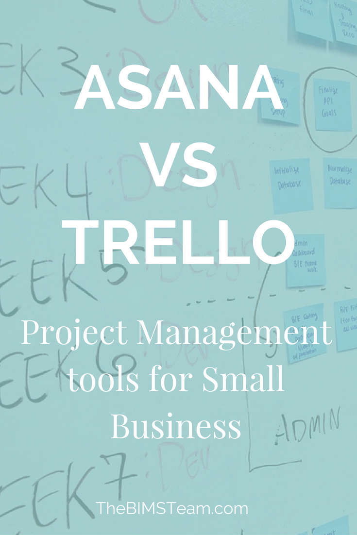 Asana vs Trello | Business management with Asana | Business management with Trello | How to use Trello for business | Use Asana for business | Project management tools | how to manage projects | Free software project management | Tools to make business easy | Project management tools for small business - Trello vs Asana