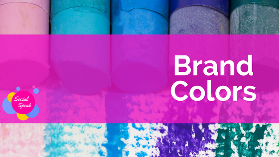 What are brand colors