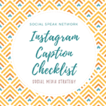 Tips for Writing Instagram Captions