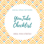 YouTube Checklist