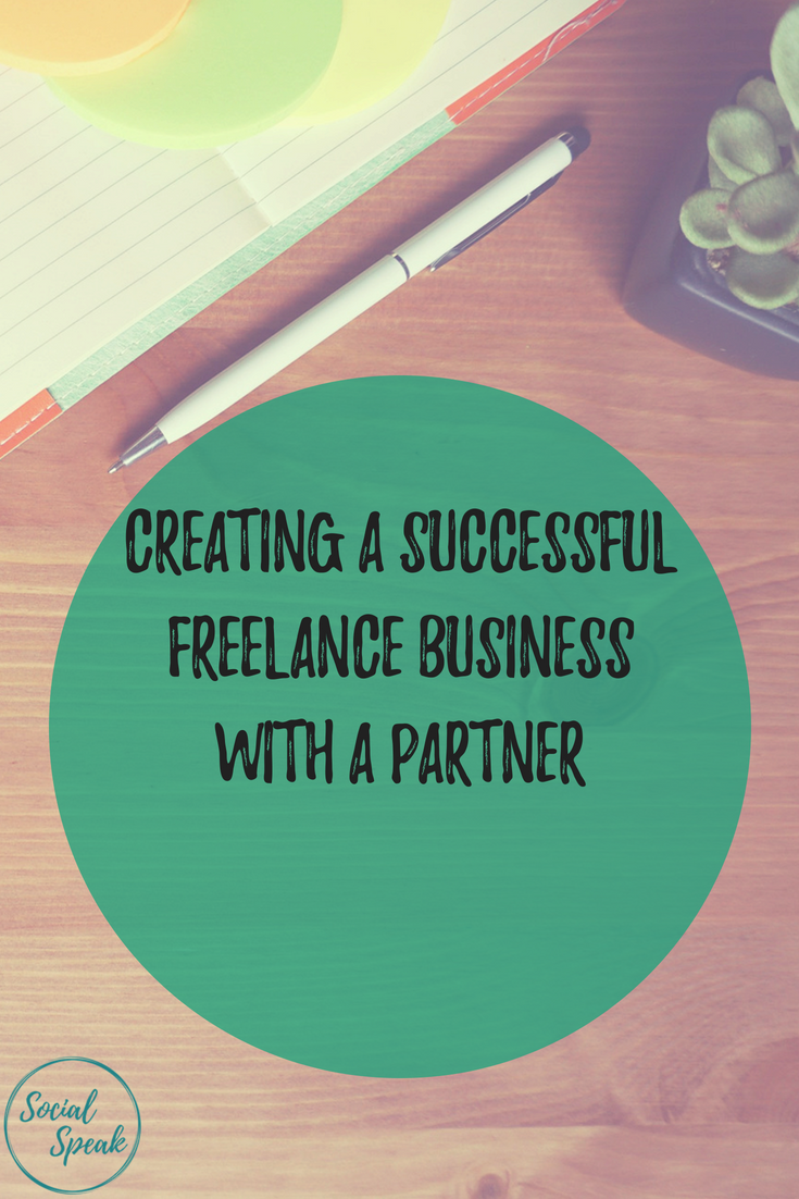Have you been thinking about starting a freelancing business or going into business with a partner? In this blog we will be covering: Our Story of How We Became Partners How to Know if Having a Partner is Right for You Tips for Running a Successful Freelance Business with a Partner #businesstip #freelancing #freelancebusiness #runningafreelancebusiness