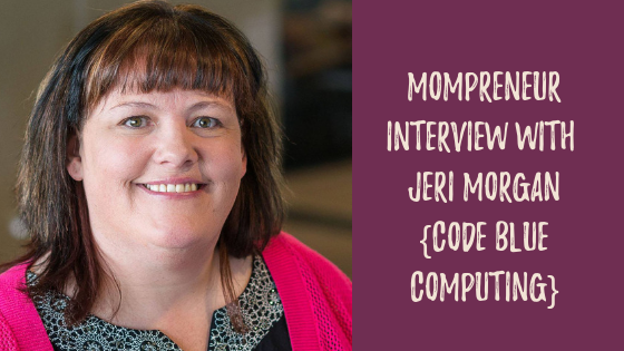 Jeri Morgan Code Blue Computing