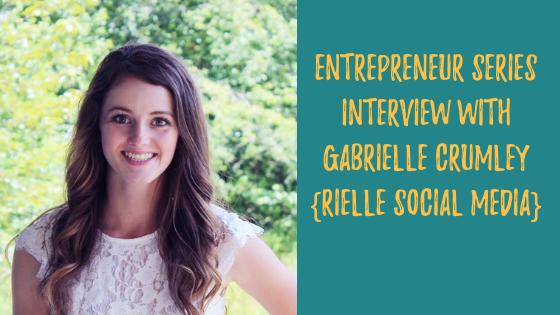 Gabrielle Crumley - Rielle Social Media