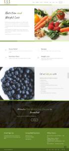 website design for healthcare