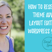 How to reset Enfold Theme Advanced Layout Editor after Wordpress 5 Update with Classic Editor Plugin