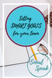 SMART GOAL Setting for your team #vacation #management #SMARTGOALS
