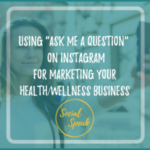 Using Ask me a Question on Instagram for marketing #socialmedia #instagram #marketing #askmeaquestion