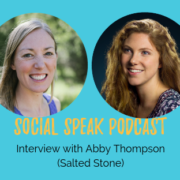 Podcast Interview on Inbound Marketing in 2019 with Abby Thompson from Salted Stone