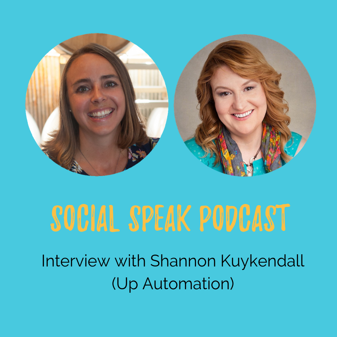 Interview with Shannon Kuykendall (Up Automation - LinkedIn Specialist)