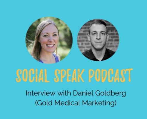 Healthcare Digital Marketing insights with Gold Medical Marketing Founder Daniel Goldberg