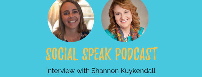 Shannon Kuykendall podcast Interview