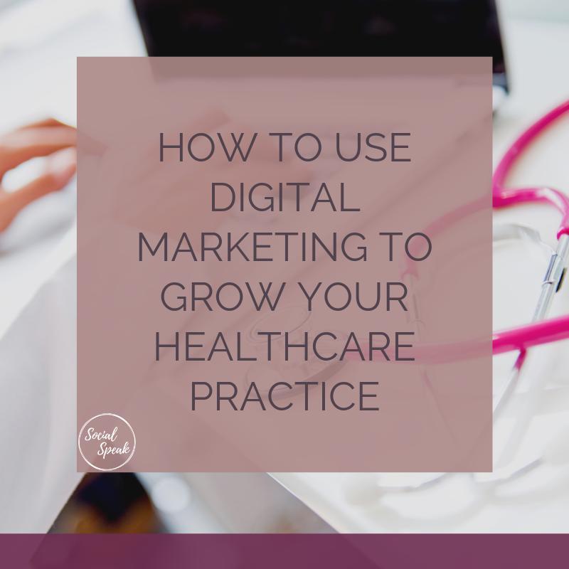 Healthcare Digital Marketing | Social Speak Network Social Media +
