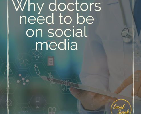 Why doctors need to be on social media