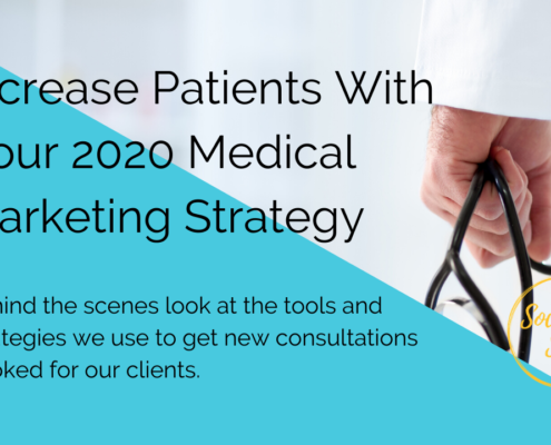 Increase patients wiht digital marketing strategy