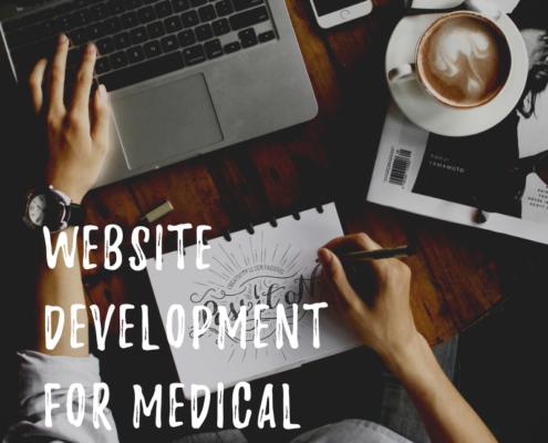 Website Development For Medical Clinics