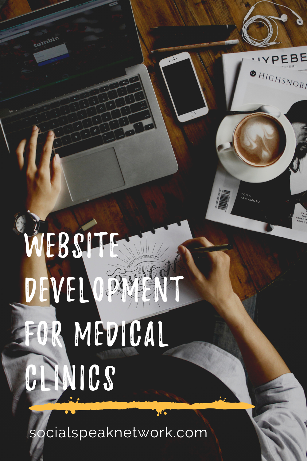Website Development For Medical Clinics