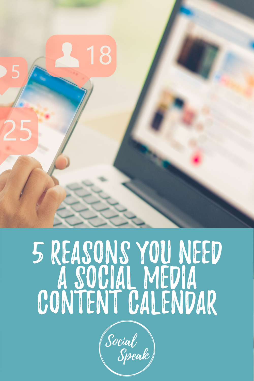 5 Reasons You Need a Social Media Content Calendar