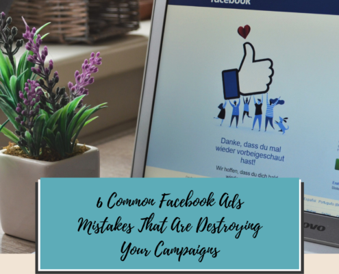 Facebook Ads Mistakes Blog