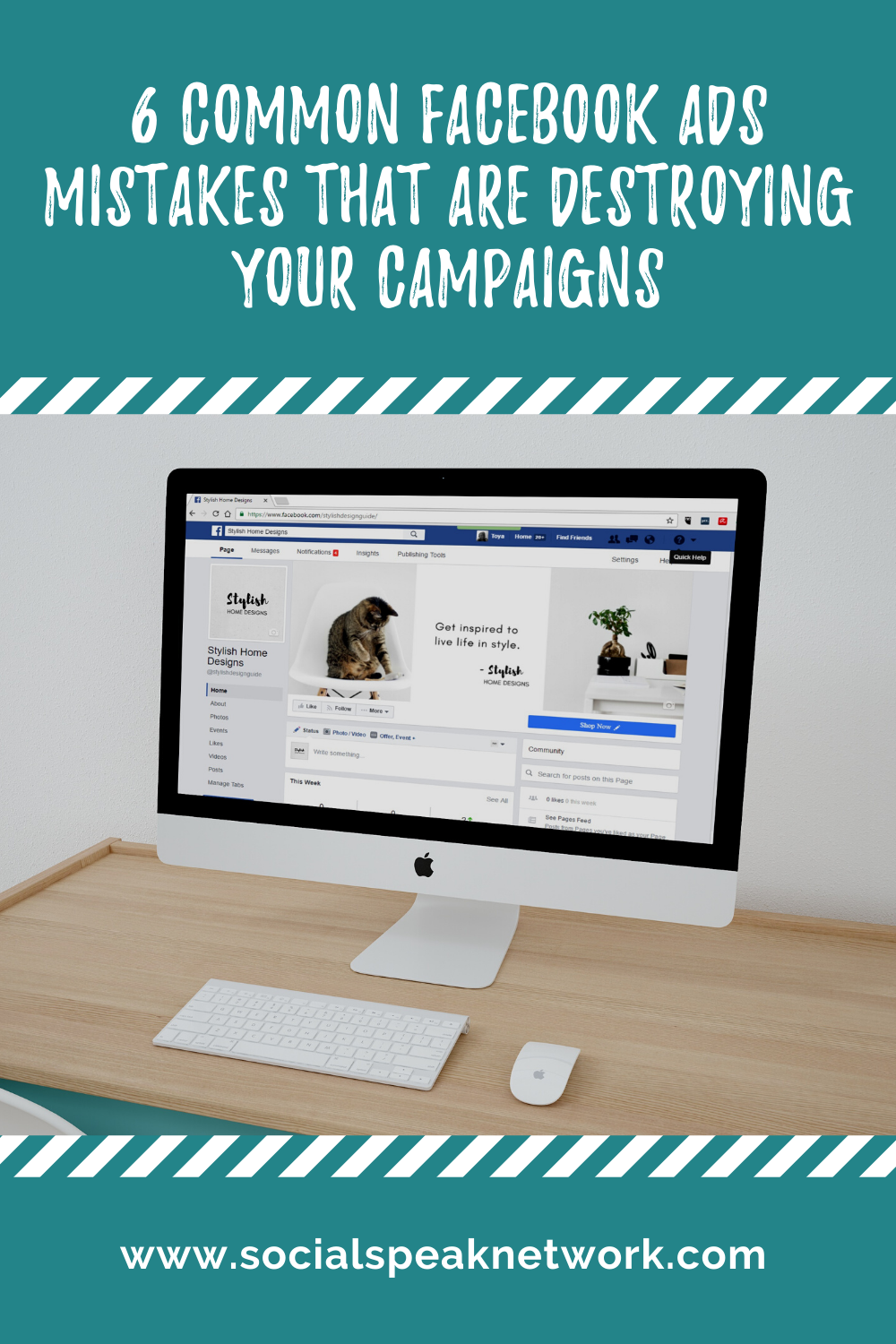 6 Common Facebook Ads Mistakes That Are Destroying Your Campaigns
