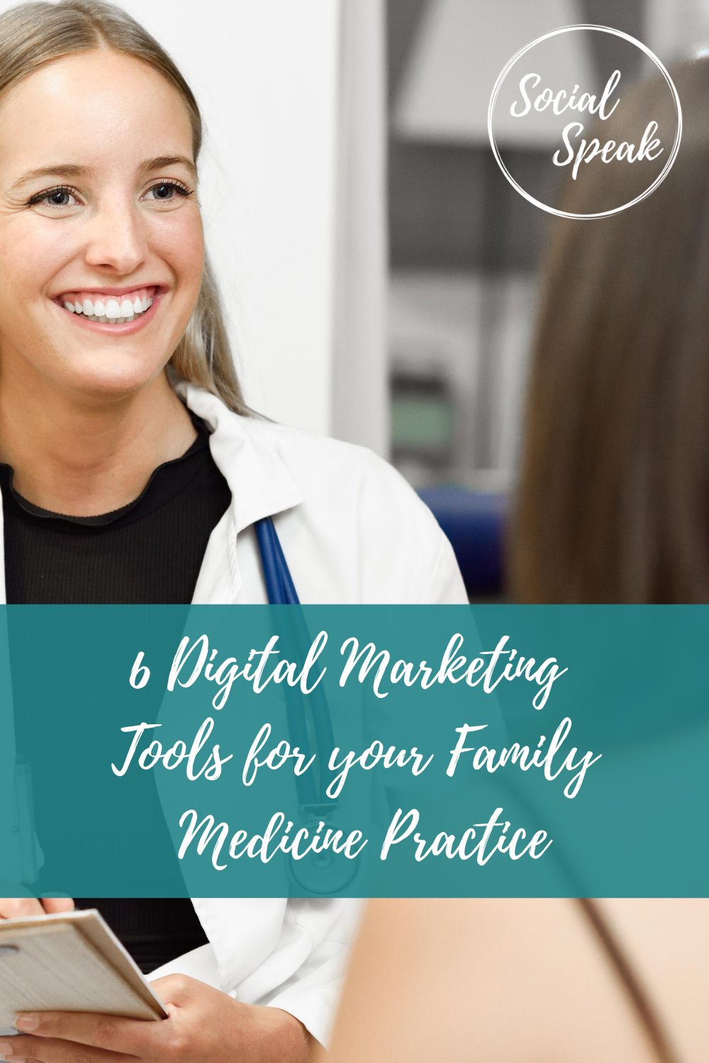6 Digital Marketing Tools for your Family Medicine Practice