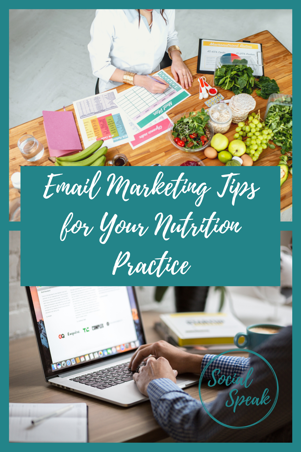 Email Marketing Tips for Your Nutrition Practice
