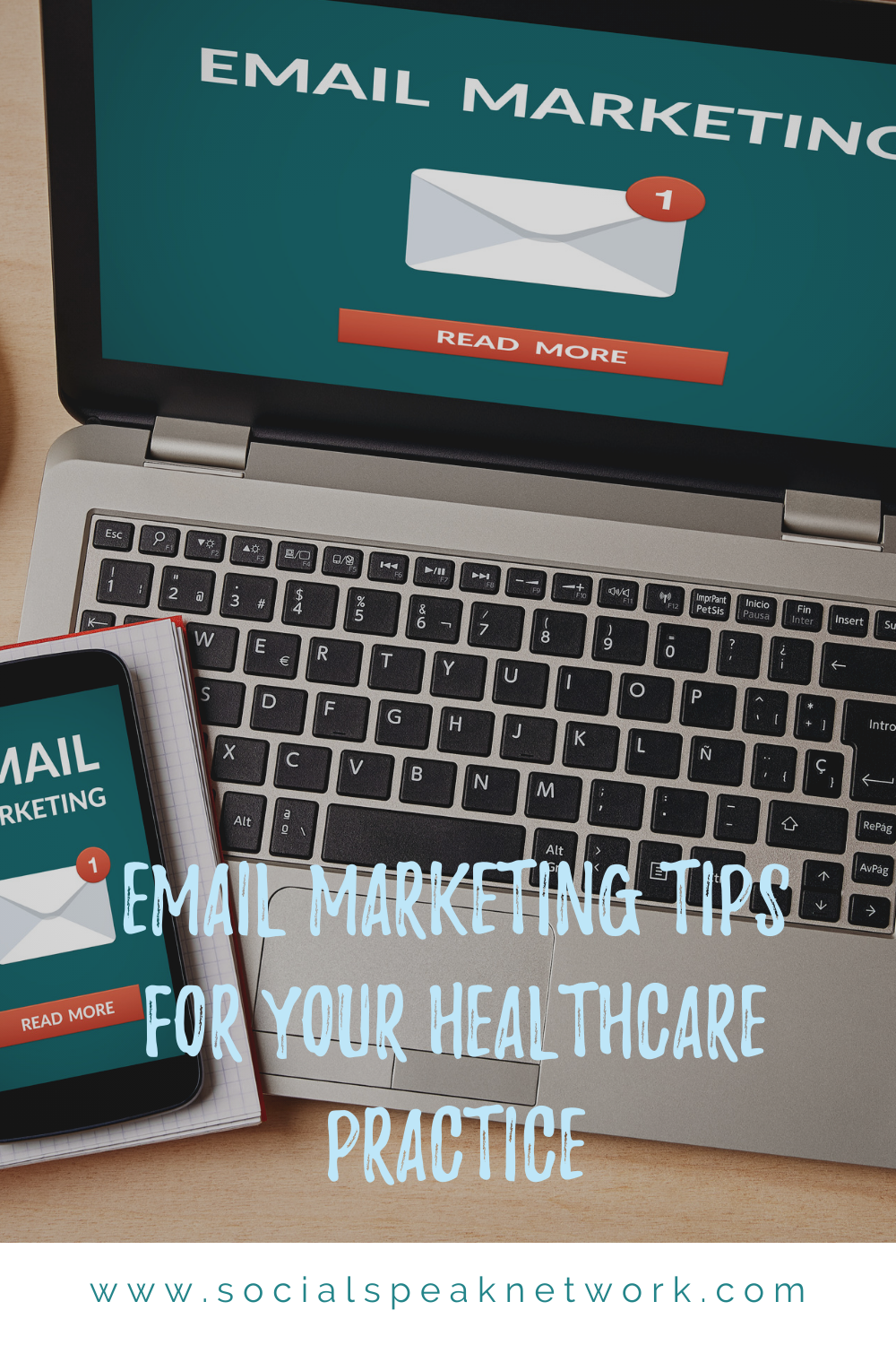 Email Marketing Tips for Your Healthcare Practice