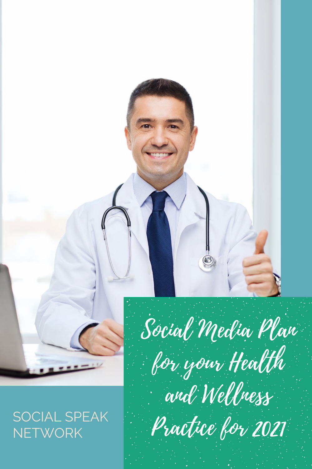 Social Media Plan for Your Health and Wellness Practice for 2021