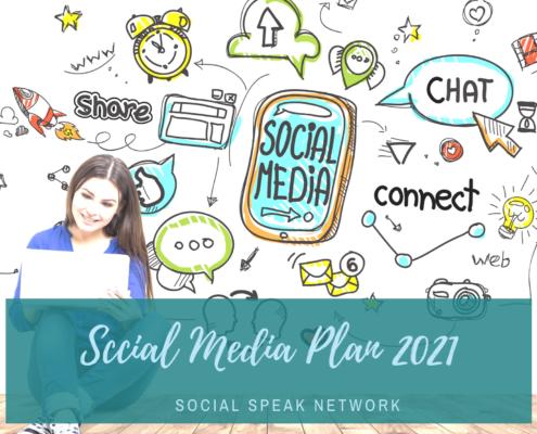 Social Media Plan 2021