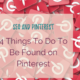 SEO on Pinterest in 2020