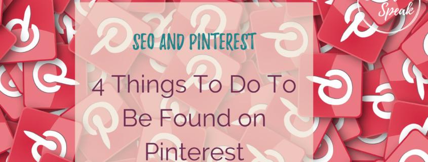 SEO on Pinterest in 2020
