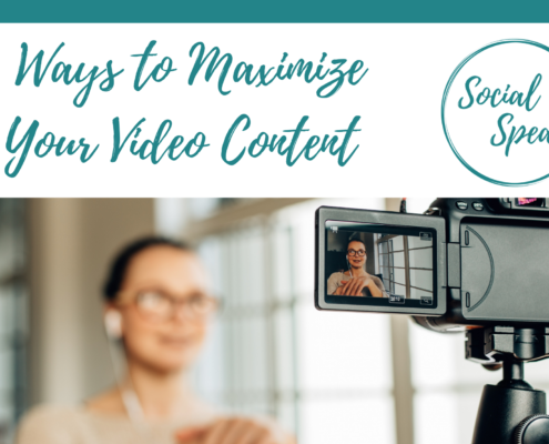 6 Ways to Maximize Your Video Content