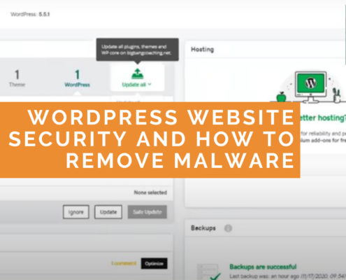 wordpress website malware
