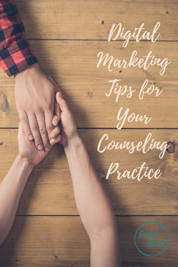 Digital Marketing Tips for Counseling Practice
