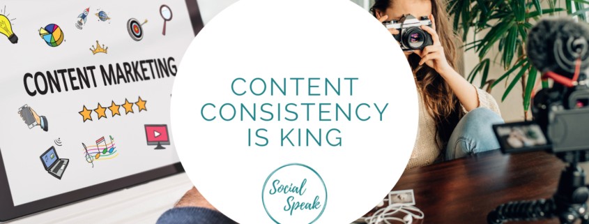Content Consistency is KING