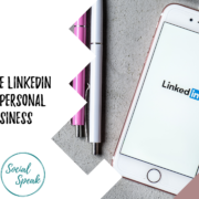 How to use LinkedIn for both personal and business