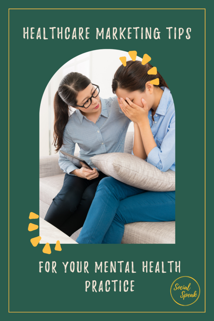 Healthcare marketing tips for your mental health practice