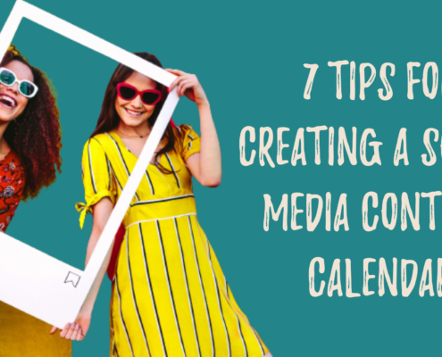 7 Tips for Creating a Social Media Content Calendar
